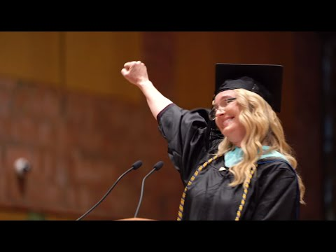 Concordia College New York   December 2018 Commencement Highlight Video