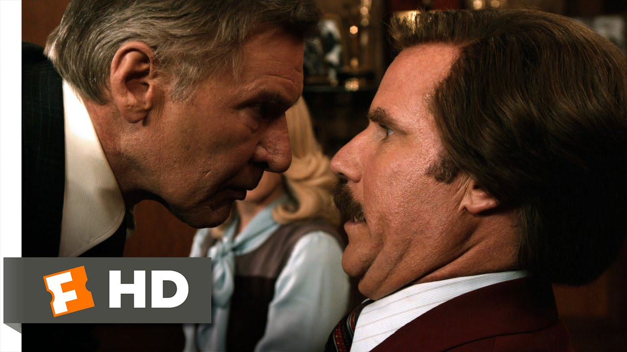 Anchorman 2 The Legend Continues The Worst Anchorman Ever Scene 1 10 Movieclips Youtube