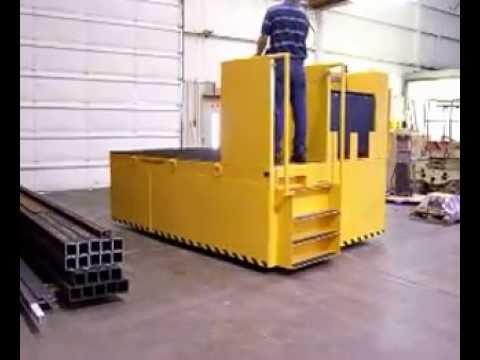 Titan Transporter 2362:  80,000 lb Capacity