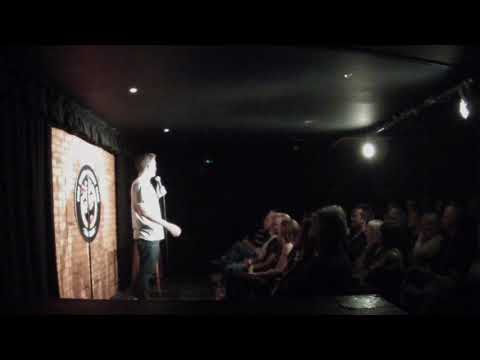 Harry Stachini LIVE @ Hot Water Comedy Club Liverpool