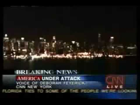Mossad Truck Bombs on Sept 11 CNN Live