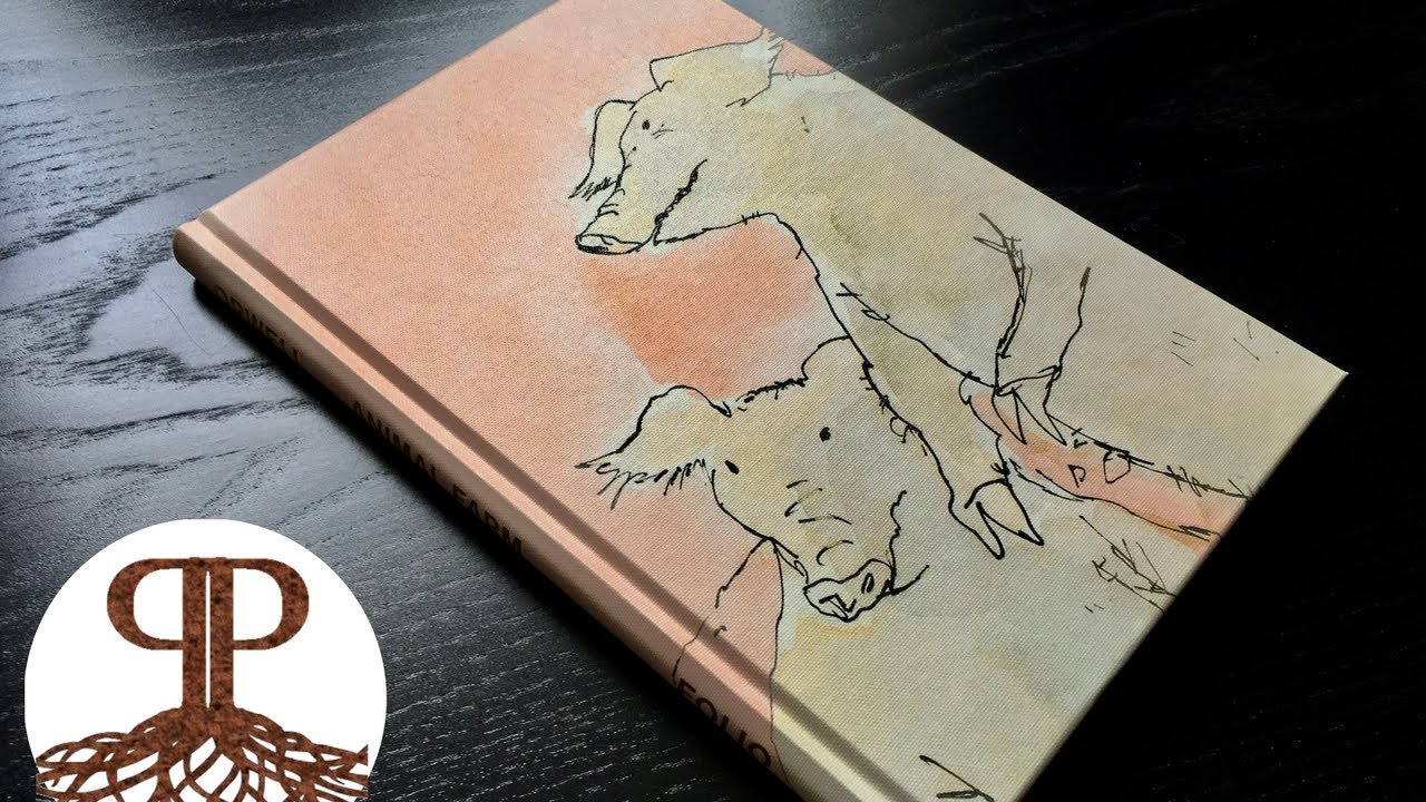 Animal Farm George Orwell Folio Society Reviews Youtube