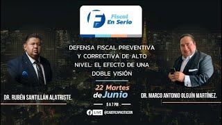 Cadefi  Fiscal en Serio - Defensa Fiscal Preventiva y Correctiva: Efecto de una doble visión  22 Jun