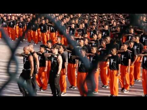 Видео, Память о Майкле Джексоне.Танец заключенных