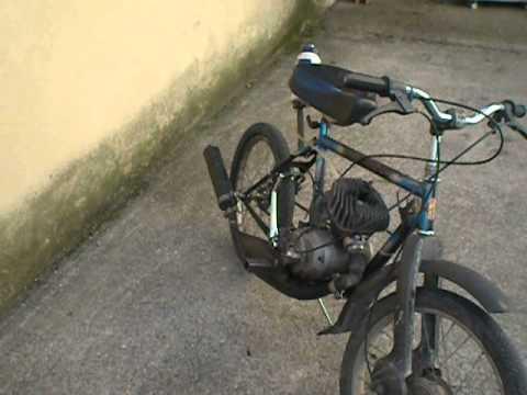 Una Bici Motore A Marce 50cc