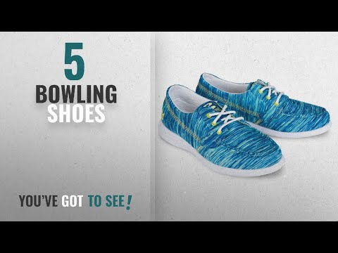 Top 10 Bowling Shoes [2018]: Brunswick Women's Karma Bowling Shoes, Chameleon, Size 7.5
