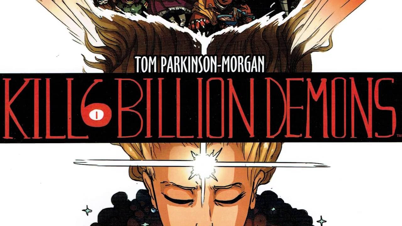 Zanadu Comics 9 7 Kill 6 Billion Demons Alters Supergirl Angel