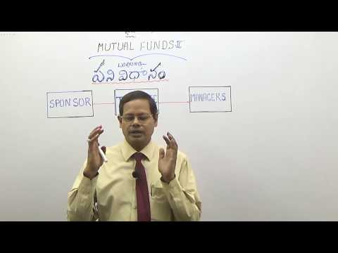 18. MUTUAL FUNDS II (TELUGU) మ్యూచువల్ ఫండ్ I HOW IT WORKS? IS OUR MONEY SAFE?