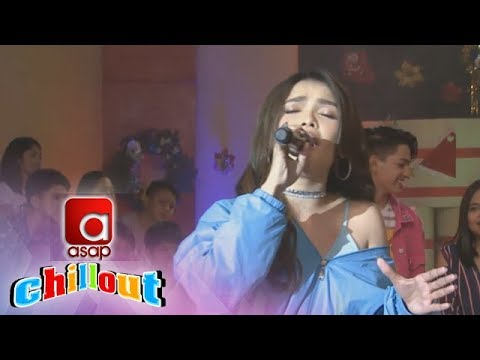 ASAP Chillout: KZ Tandingan sings