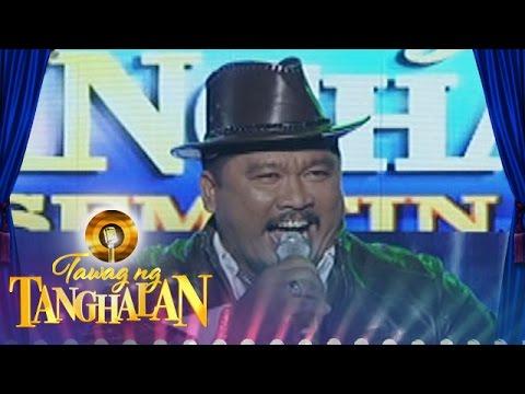 Tawag ng Tanghalan: Dominador Alviola Jr.   I Can