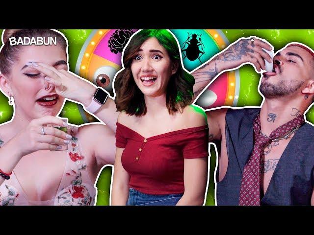 YouTubers VS La Ruleta maldita | Ninguno pasó la prueba