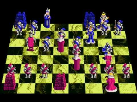 Amiga Longplay Battle Chess