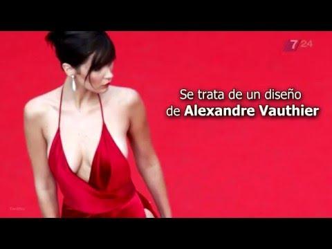 El vestido más sexy de Cannes thumbnail