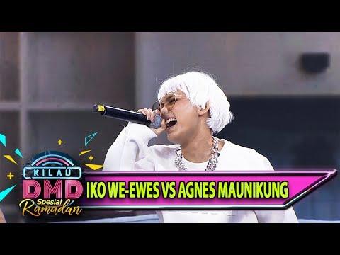Duet Maut Antara Iko Wes-Ewes VS Agnes Mau Nikung - Kilau DMD (5/6)