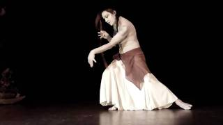 loopool (sound) + Vanessa Skantze of Danse Perdue (Ankoku butoh)