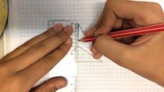 How to draw a Triangular Pyramid