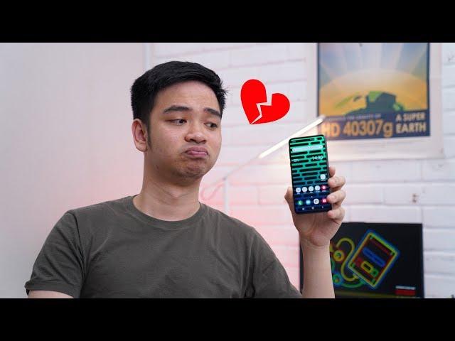 Suka banget sama Samsung Galaxy S10e, tapi...
