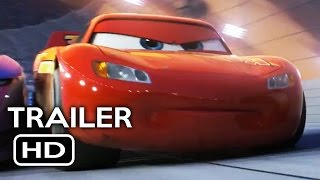 Cars 3 Official Teaser Trailer #3 (2017) Disney Pixar Animated Movie HD