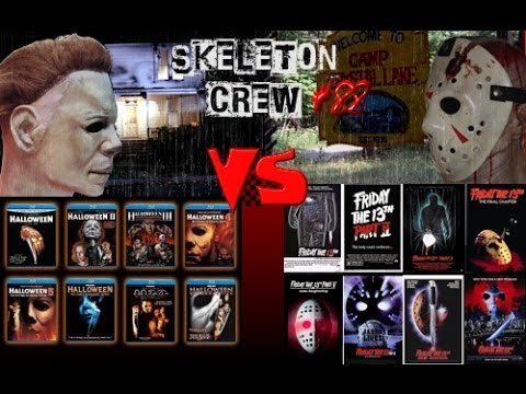 88 Halloween VS Friday the 13th (What is the stronger Franchise ...