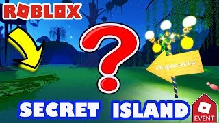 [EVENT] HOW TO FIND THE SECRET ISLAND | 2018 Roblox Halloween Event - Sinister Swamp