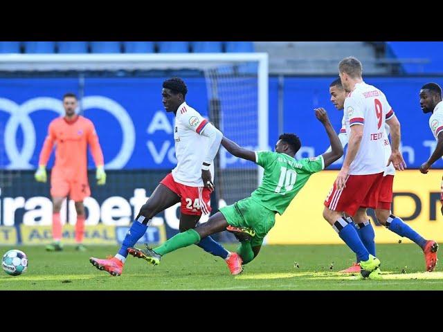 Elvis - Spielbericht | HSV 0:0 Fürth / Saison 20/21 | #010