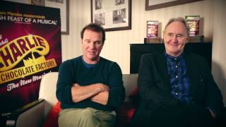 Charlie and the Chocolate Factory - Douglas Hodge and Nigel Planer Answer Your Questions Pt.2