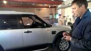 Шиномонтаж LRD3(Как переобуть автомобиль своими руками., 2016-07-05T05:02:28.000Z)