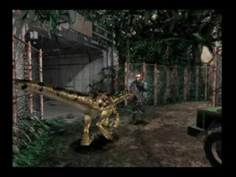 Dino Crisis 2 Cheats - YouTube