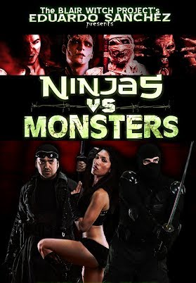 Ninjas vs Monsters