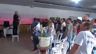 FAMÍLIA NA ESCOLA CANTA TREM BALA -Ainor CREDIARAUCARIA R  Queimado
