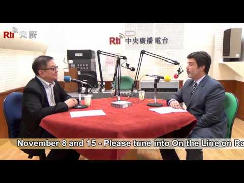【央廣英語】Interview with Brazilian representative to Taiwan, Mr.Fabio Guimarães Franco
