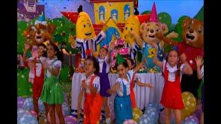 Parabéns dos Bananas - Bananas de Pijamas O Musical