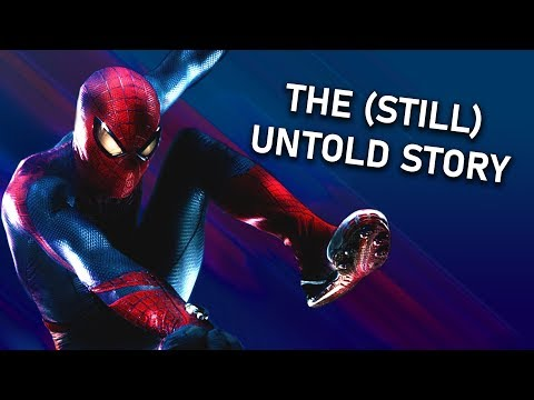 The Amazing Spider-Man - The (Still) Untold Story