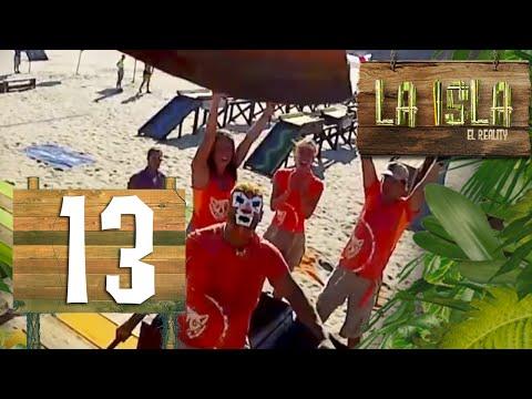 Tercera Temporada - La Isla: El Reality - Capítulo 13