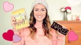 February Favorites + 19th Birthday HAUL! 2014 Thumbnail