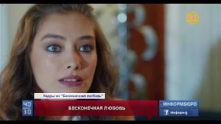 """Звезда сериала """"Бесконечная любовь"""" Бурак Озчивит дал эксклюзивное интервью """"31 каналу"""""""