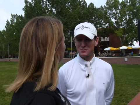 Mclain Ward shares his memories about Sapphire