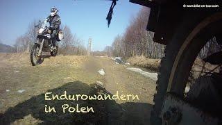 Endurowandern in Polen