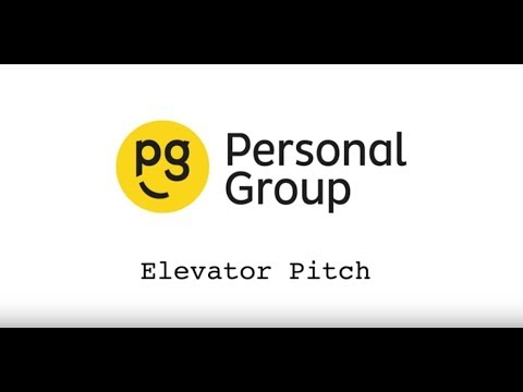 Personal Group - Elevator Pitch