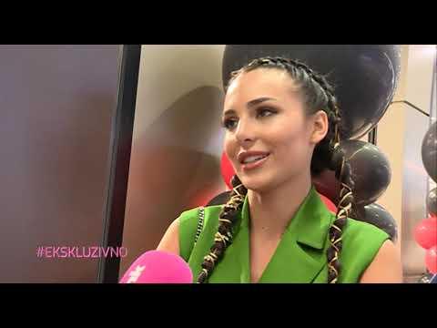 EKSKLUZIVno: Anastasija Ražnatović:'Iako živim s dečkom, i dalje ručam kod mame!'