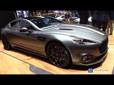 2018 Aston Martin Rapide AMR - Exterior  Interior Walkaround - Debut 2017 Geneva Motor Show