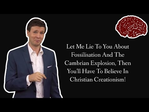 Creationism VS The Fossil Record And The Cambrian Explosion