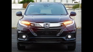 2019 HR-V EXECUTIVE i-VTEC CVT -- Brian Doolan at Fitzpatrick's Garage Kildare