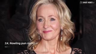 J.K. Rowling dan Sihir dibalik kesuksesan Harry Potter