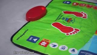 My Salah Mat - Educational Interactive Prayer Mat For Children