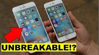 iPhone 6S Plus Survives 10-foot Drop?!