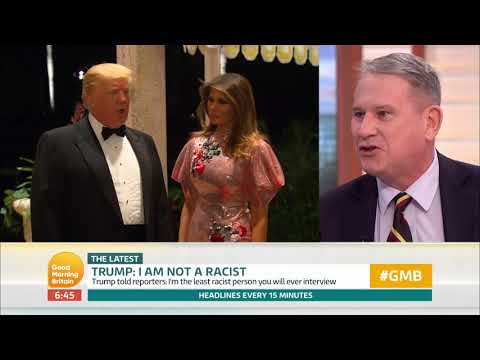 Colonel Richard Kemp Shares His Support for Trump | Good Morning Britain