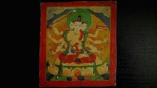 Mother of All Buddhas,Prajna Paramita Mantra 般若佛母心咒 mp4