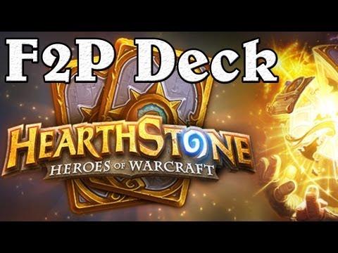[FR] F2P Deck WIN | Deck Building Guide Hearthstone TUTO