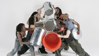 STOMP - Bicknell Family Center for the Arts (:30 promo)